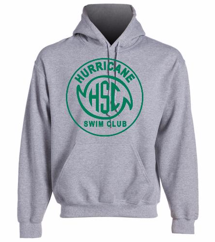 HSC Grey Hoodie -  Heavy Blend Adult Hooded Sweatshirt