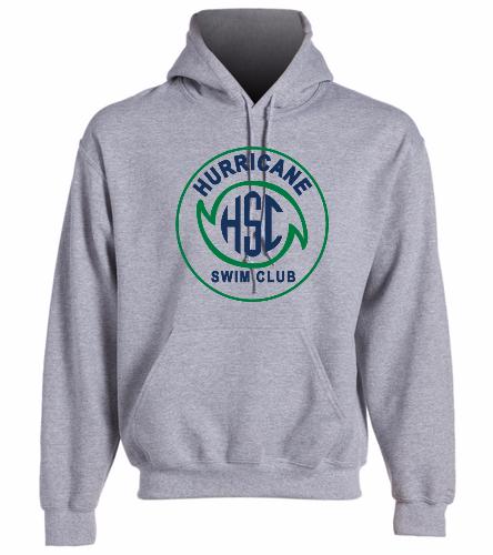 HSC Hoodie Grey -  Heavy Blend Adult Hooded Sweatshirt