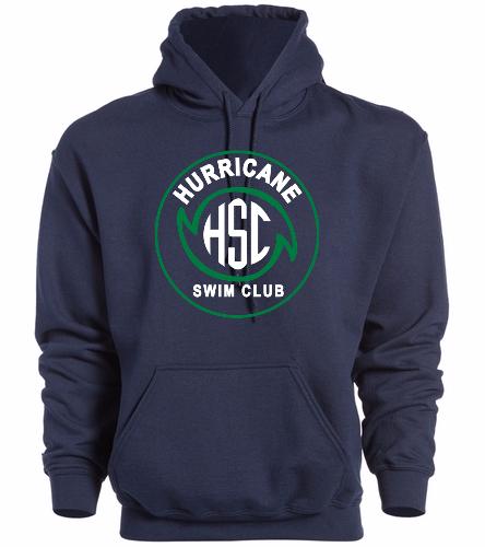 HSC Hoodie Navy -  Heavy Blend Adult Hooded Sweatshirt