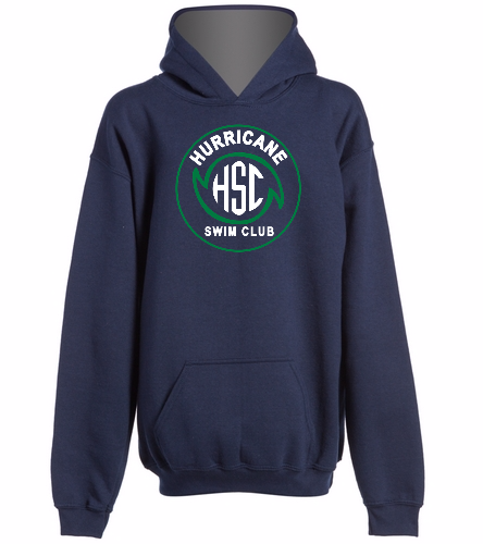 HSC Youth Hoodie Navy -  Heavy Blend Youth Hooded Sweatshirt