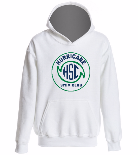 HSC Youth Hoodie White  -  Heavy Blend Youth Hooded Sweatshirt