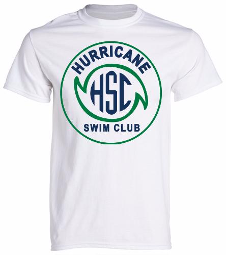 HSC White Shirt - Heavy Cotton Adult T-Shirt