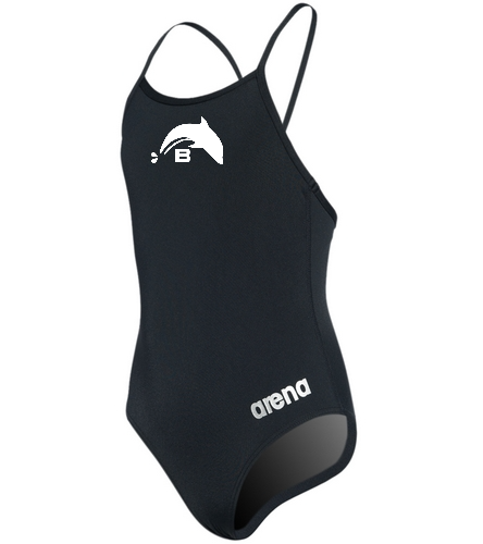 arena girls suit - Arena Girls' Master MaxLife Thin Strap Micro Back One Piece Swimsuit