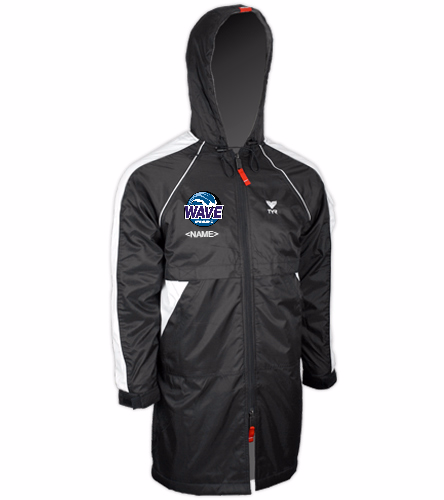 Wave New - TYR Alliance Parka Youth