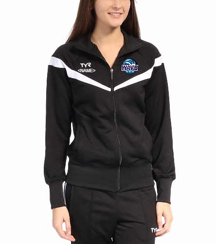 TYR Women's Jacket  - TYR Freestyle Female Warm Up Jacket