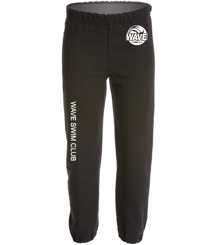 Wave Youth Sweatpants  - Heavy Blend Youth Sweatpant