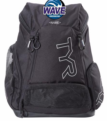 Wave black - TYR Alliance 30L Backpack