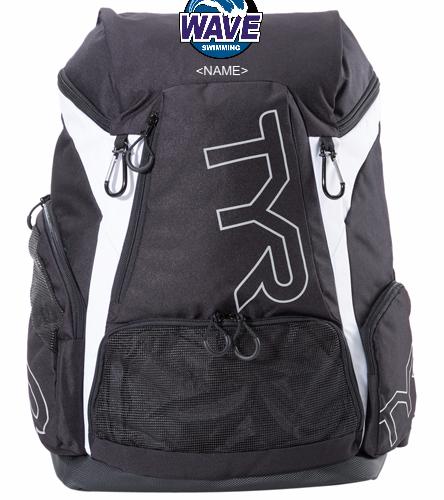 Wave Black - TYR Alliance 45L Backpack