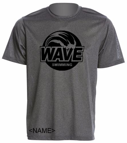 WAVE - SwimOutlet Men's Tech Tee