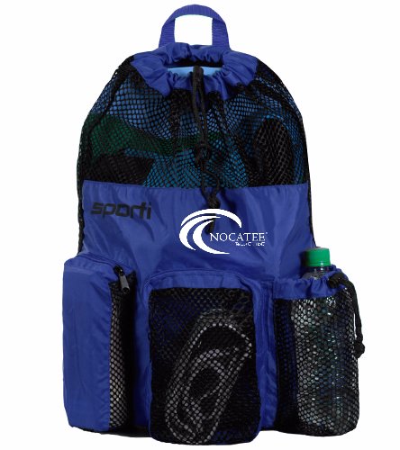 Nocatee - Sporti Equipment Mesh Backpack