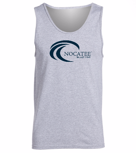 Nocatee - SwimOutlet Men's Cotton Tank Top