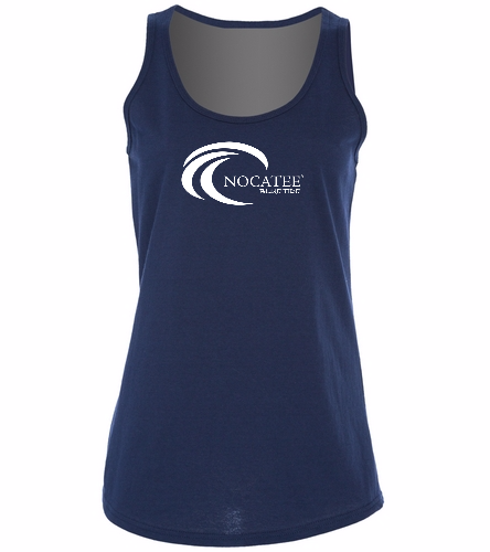 Nocatee - SwimOutlet Women's Cotton Racerback Tank Top