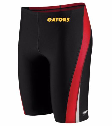 ALGA Gators - Speedo Launch Splice Endurance + Jammer Swimsuit