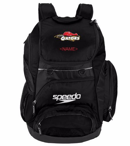 Alameda Gators - Speedo Large 35L Teamster Backpack