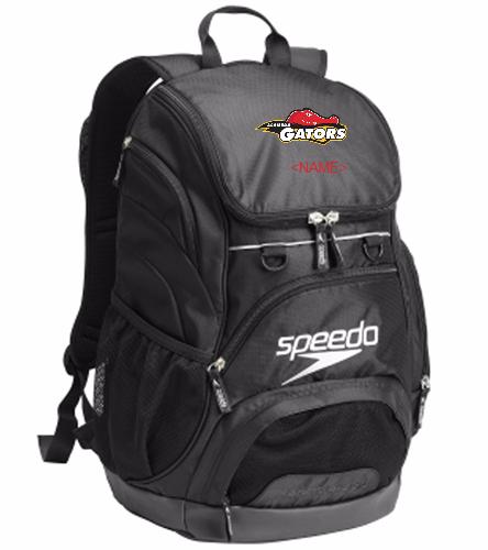 Alameda Gators - Speedo Medium 25L Teamster Backpack