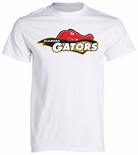 Alameda Gators -  Unisex 100% Cotton 30's RS S/S