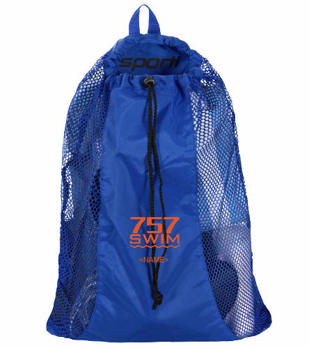 757 - Sporti Premium Mesh Backpack