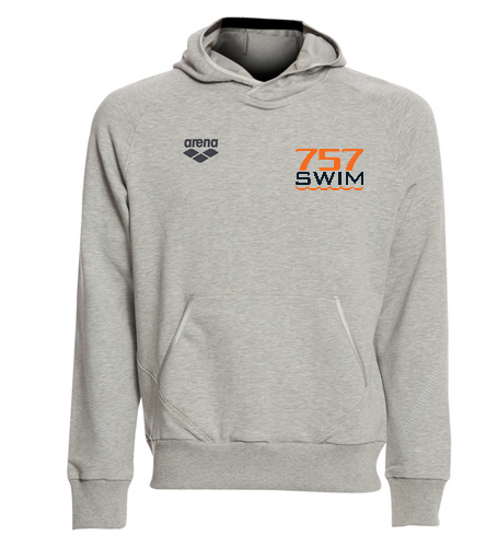 757 Swim - Arena Unisex Team Line Stretch Fleece Pullover Hoodie