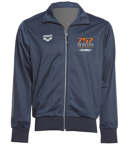 757 Swim - Arena Unisex Team Line Knitted Poly Jacket
