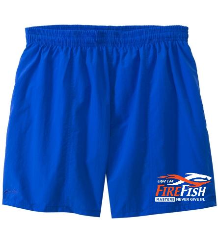 FireFish Masters Beach Shorts - Dolfin Male Water Shorts