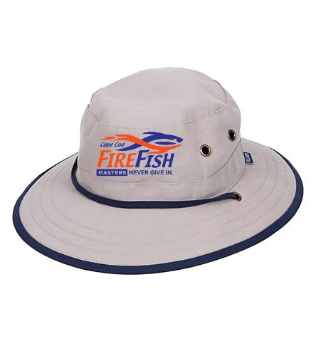 FireFish Masters Floppy Hat - Wallaroo Men's Explorer Hat