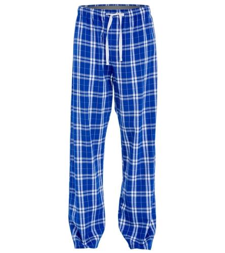 FireFish Masters Flannel Pants  - SwimOutlet Unisex Flannel Plaid Pant