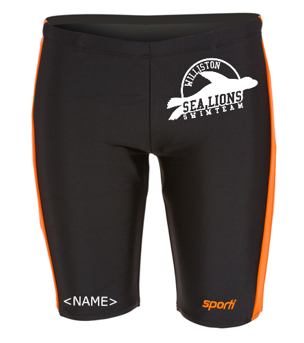 Competition Jammer Youth - Sporti Piped Splice Swim Jammer Swimsuit Youth (22-28)