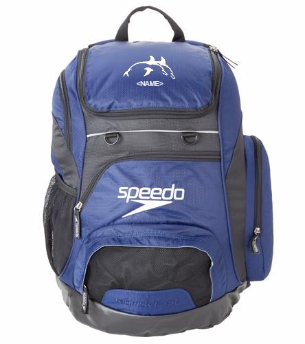 PPSC Navy - Speedo Large 35L Teamster Backpack