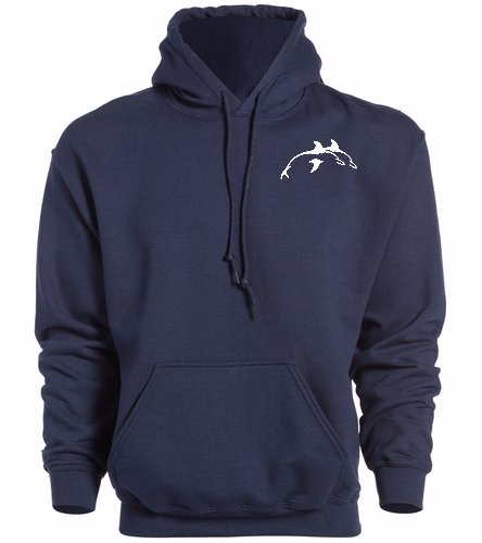 PPSC Navy -  Heavy Blend Adult Hooded Sweatshirt