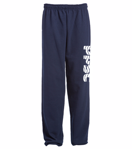 PPSC Navy -  Heavy Blend Adult Sweatpant