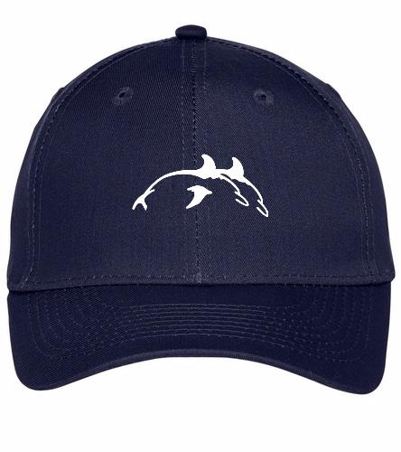 PPSC Navy Hat - Unisex Performance Twill Cap