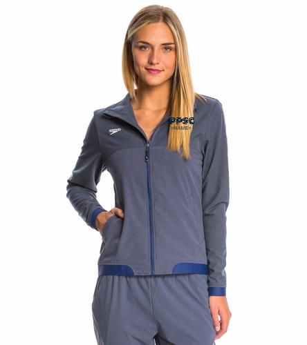 PPSC  - Speedo Women's Tech Warm Up Jacket