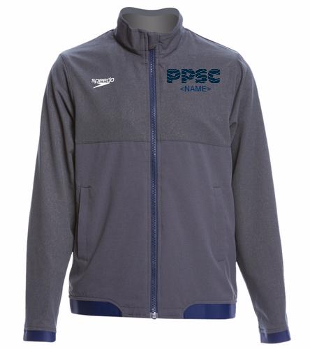 PPSC  - Speedo Youth Tech Warm Up Jacket