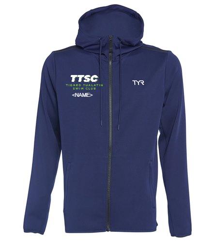 TTSC  - TYR Unisex Youth Team Zip Hoodie