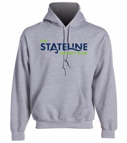 Stateline -  Heavy Blend Adult Hooded Sweatshirt