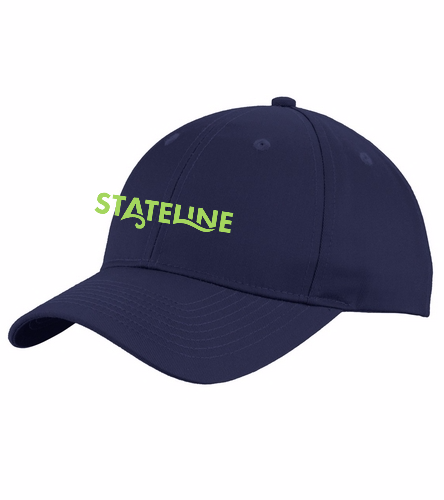 Stateline - Unisex Performance Twill Cap
