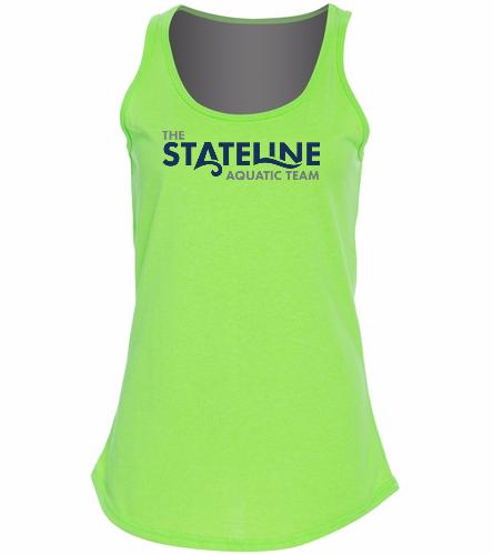 Stateline  - Ladies 5.4-oz Cotton Tank Top
