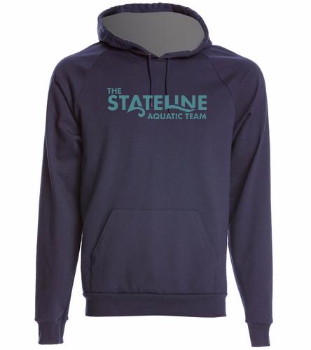 Stateline  - California Fleece Pullover Hoodie