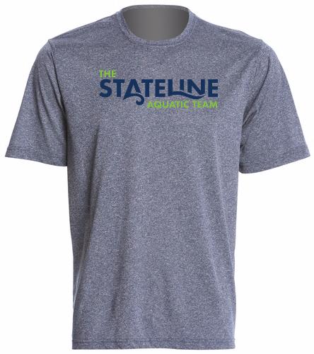 Stateline - SwimOutlet Men's Tech Tee