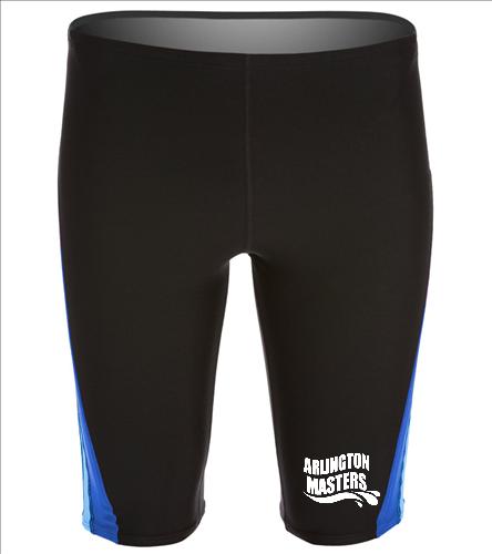 Arlington Masters Swim Team - Speedo Launch Splice Endurance + Jammer Swimsuit
