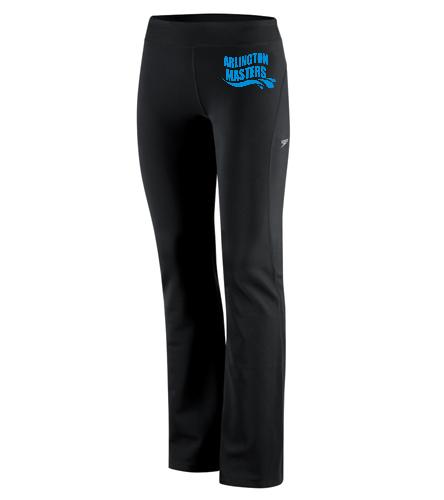 Arlington Masters Swim Team - Speedo Women's Yoga Pant