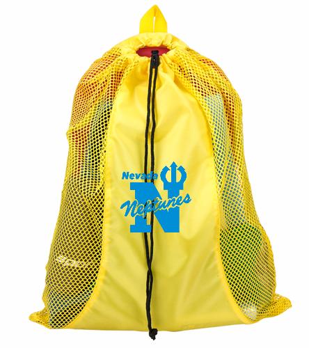 NEVADA NEPTUNES - Sporti Premium Mesh Backpack