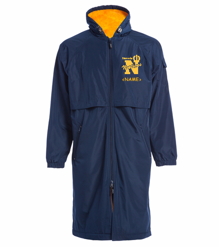 NEVADA NEPTUNES - Sporti Comfort Fleece-Lined Swim Parka