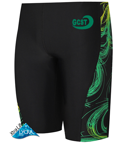 Jammers 4 - Sporti Light Wave Piped Splice Jammer Swimsuit