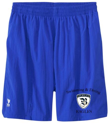 Deck shorts, Berean shield - TYR Classic Deck Short