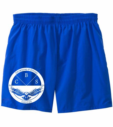 2019-20 Logo shorts - Dolfin Male Water Shorts