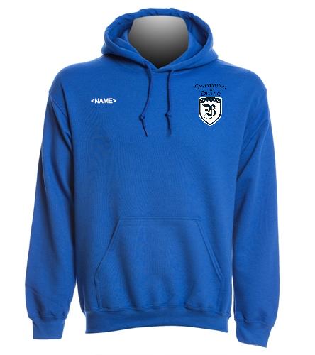 Hoody, Berean shield - SwimOutlet Heavy Blend Unisex Adult Hooded Sweatshirt