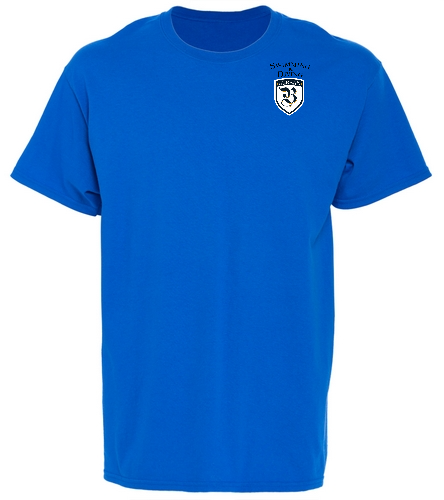 Berean Logo T - SwimOutlet Youth Cotton Crew Neck T-Shirt