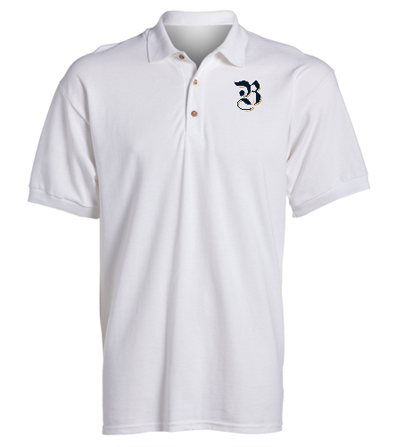 Polo B - SwimOutlet Ultra Cotton Adult Men's Pique Sport Shirt