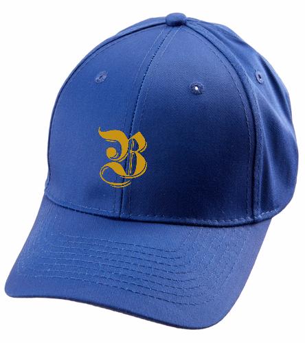 BCST Hat  - SwimOutlet Unisex Performance Twill Cap